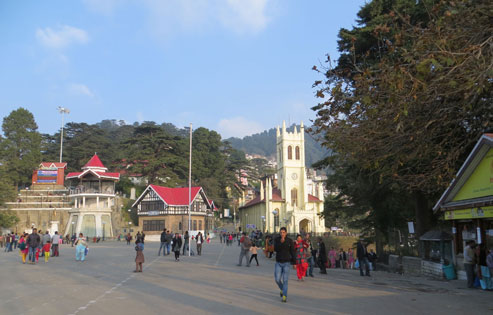 Come closer to nature at Shimla