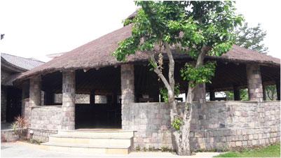 indoor games area