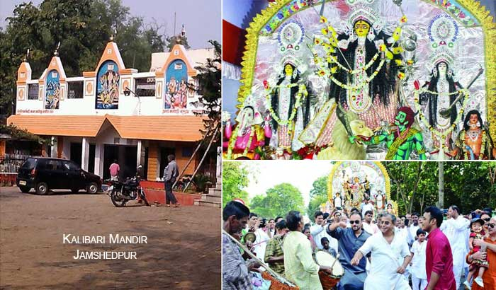 Kalibari Jamshedpur-Where Devotees Throng from every Nook and Corner