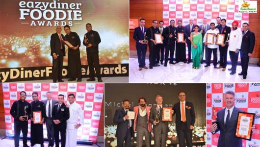 The Leela felicitated at EazyDiner Foodie Awards for culinary experience