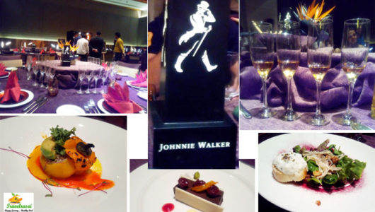 A Dinner Date with 'Johnnie Walker' made memorable by Westin Gurgaon