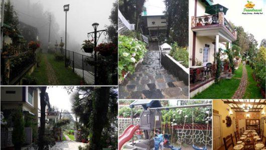 Discovering the splendour of La Villa Bethany, Landour