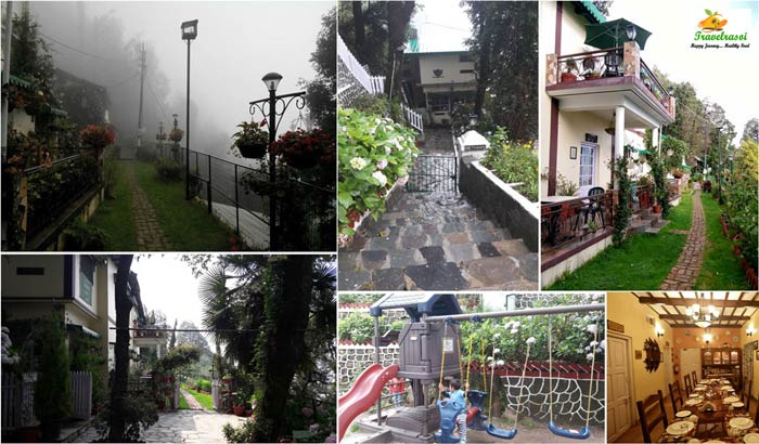 Discovering the splendour of La Villa Bethany, Landour
