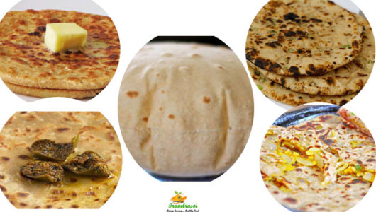 """The """"Roti"""" makeover!!"""