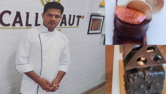 Chef Sandeep Saini believes in the Mantra of keeping things 'Sweet & Simple'