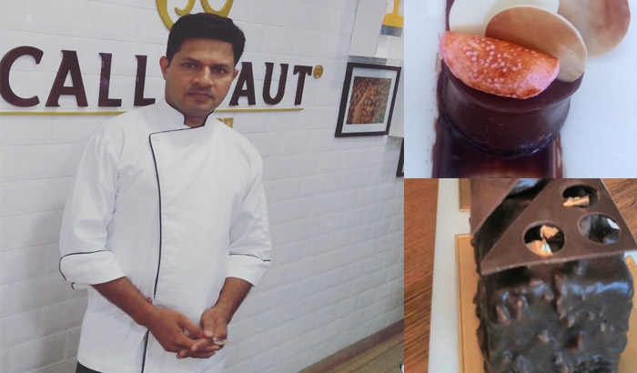 Chef Sandeep Saini believes in the Mantra of keeping things 'Sweet & Simple'