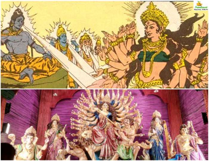 Durga Birth
