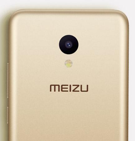Meizu M5 Design