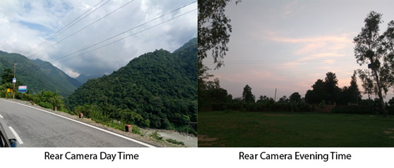 Meizu M5 Rear Camera