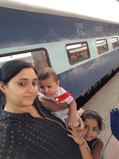 Utkal Express Journey