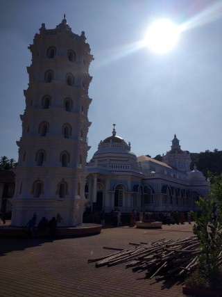 God Manguesh temple