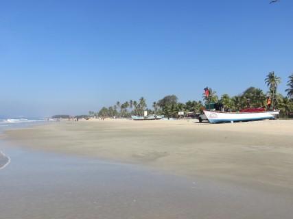 longest beaches in Goa