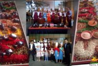 Christmas Festivities start at The Westin Gurgaon with the cake mixing ceremony