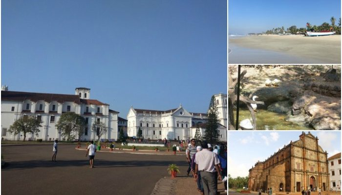 Visit these 7 places while touring South/Old Goa