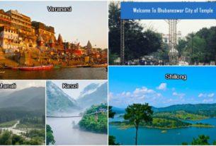 5 Budget Destinations in India