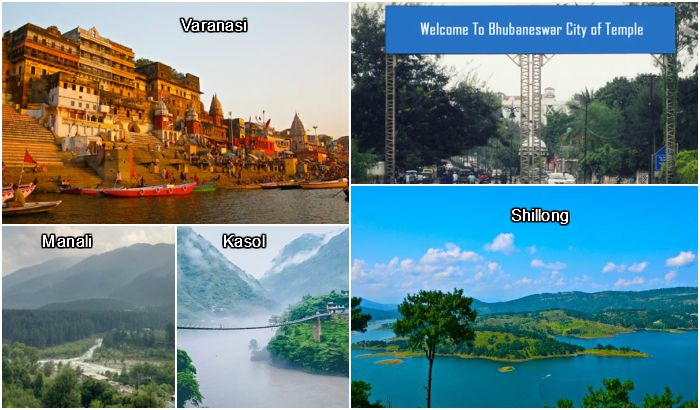 5 Budget Destinations in India