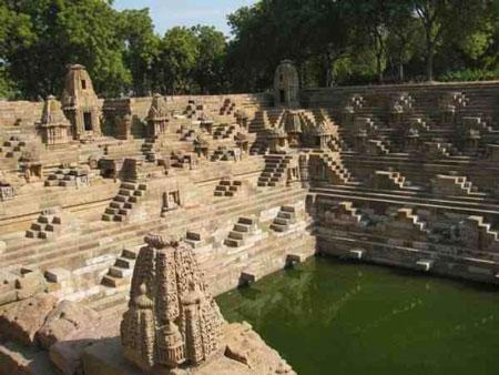 The Dakshinaarka Temple at Gaya