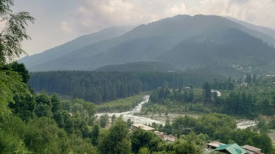 Manali is the perfect destination