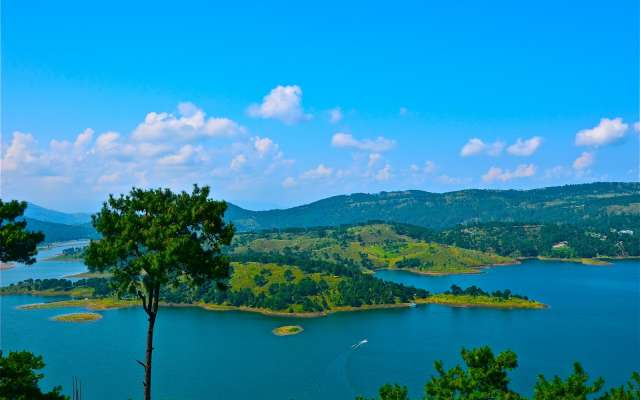 Shillong is yet another spot perfect for celebrating