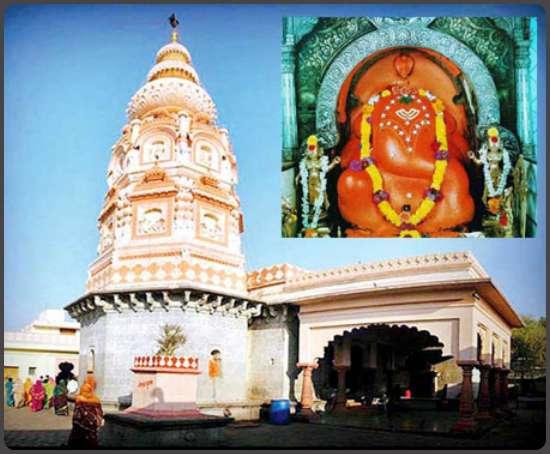 Ashtavinayaka Ganesh Temple