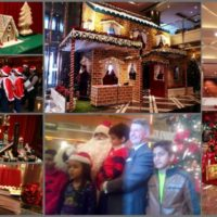 Christmas arrives early at The Leela Ambience, Gurugram with a 6.4 high Gingerbread house