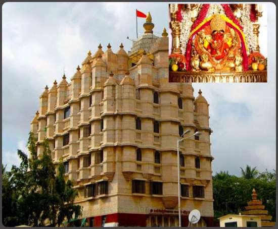 Mumbai's Siddhivinayak Temple
