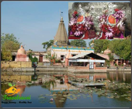 Jalgaon's Padmalaya Ganesha Temple