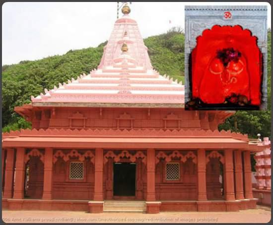 Ratnagiri's Ganpatipule Ganesha Temple