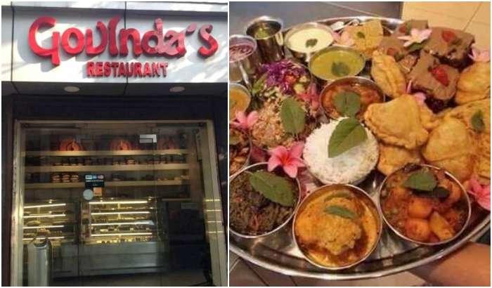 Govinda's  Kolkata
