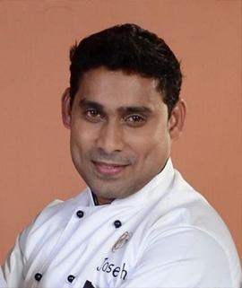 Chef Joseph Rozario