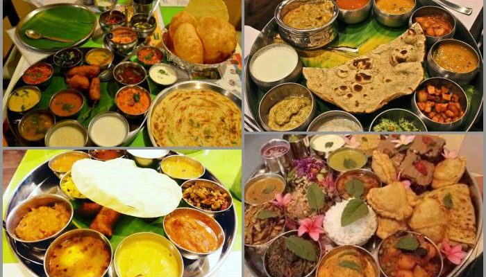 Sattvic Thali-The Easiest Route to Great Body, Good Health