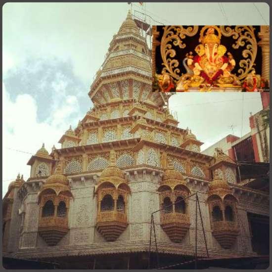 Pune's Dagdusheth Halwai Ganpati Temple