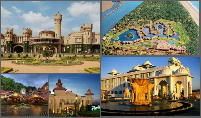 Lavish Wedding at these 5 Exotic Hotels and Resorts in India