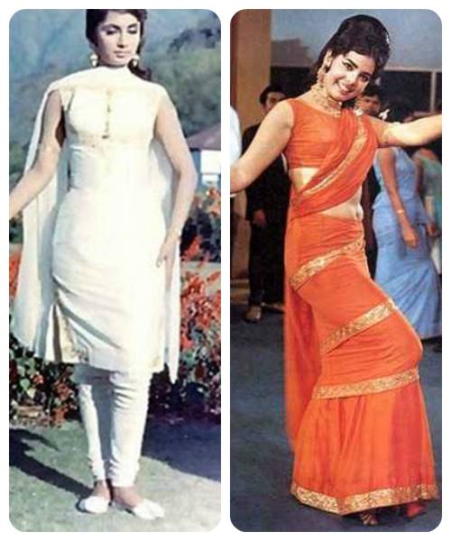 60s Fashion in India