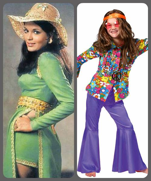 70s Fashion in India