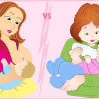 Breastfeeding Vs Formula Milk-Is it a Matter of Choice or Guilt?