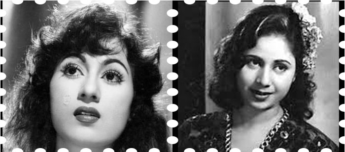 1950 Hairstyles in bollywood