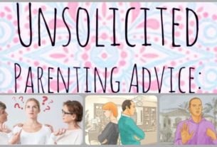 Deal With Unsolicited Parenting Advice