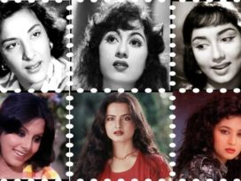 Bollywood Hairstyles from 1940 to Now