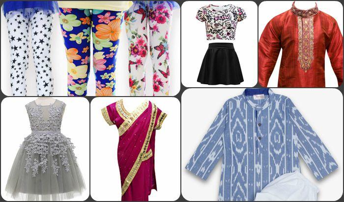 Latest Kidswear Fashion in India