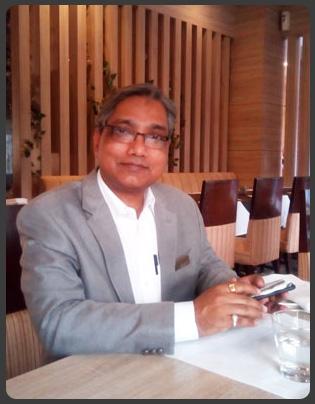 Ratnesh Sahay, General Manager