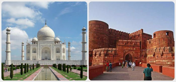 Agra is a place of love & romance