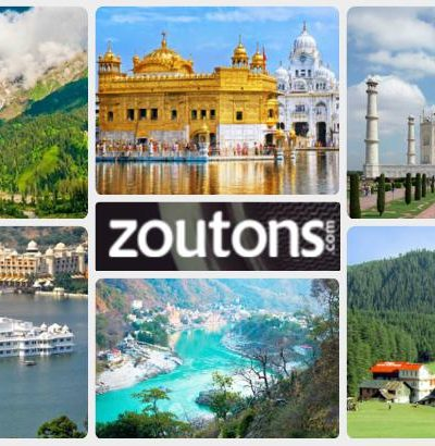 top 6 holiday destination in north India