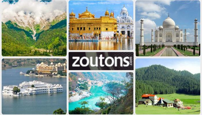 Top 6 Holiday Destinations in Northern India