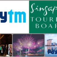 Singapore Tourism Board Collaborates with Paytm to Attract More Travellers from India