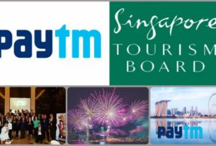 Singapore Tourism Board Collaborates with Paytm