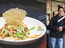 chef vaibhav bhargava at Molecule Gurugram