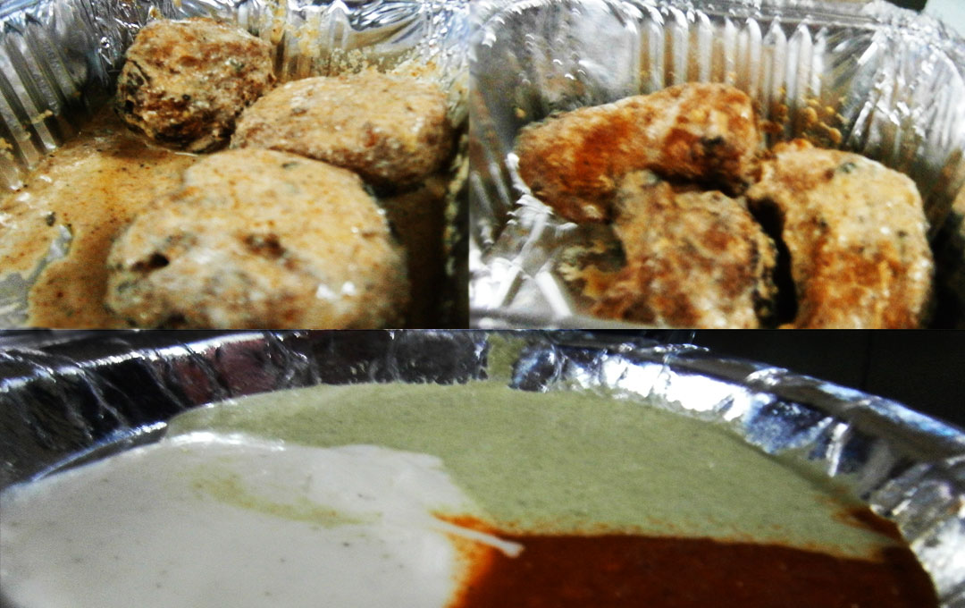 Hunger Strike – Tandoori Momos