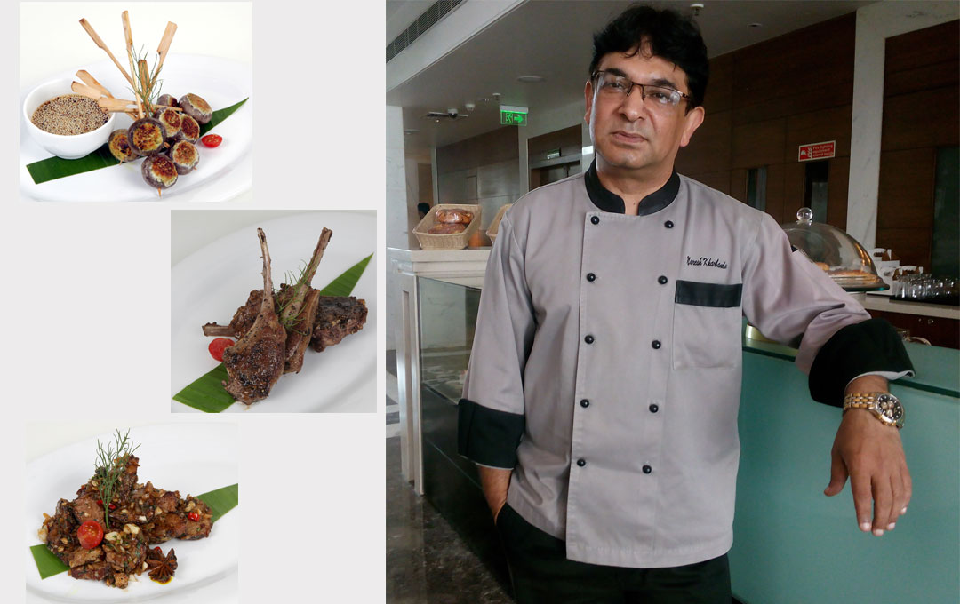 Chef Naresh Kharbanda – Rekindling his Passion to be a Chef and Reach the Top