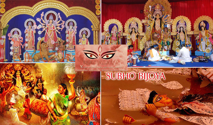 Durga Puja- Eat, Drink, Celebrate. Repeat!